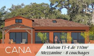 Villa + terrain en Corse