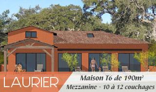 Terrain constructible villa Corse du Sud