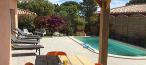 Villa Cana 1 Location Corse