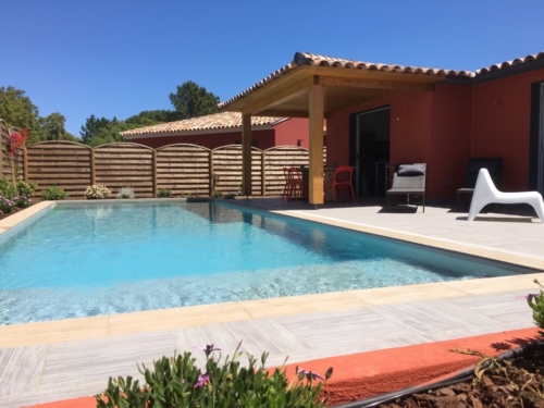 Location de Villa Corse du Sud avec piscine