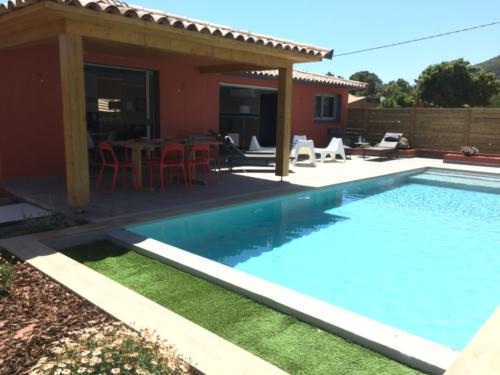 Villa Olivier 2 Corse du Sud