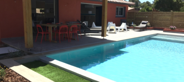 Location de Villa Corse du Sud Mimosa