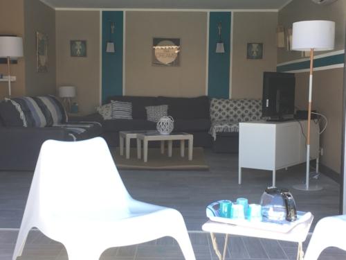 Salon Villa Olivier 2 Corse