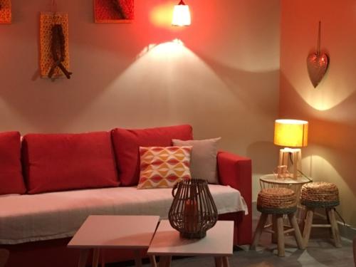 Salon Villa Corse du Sud