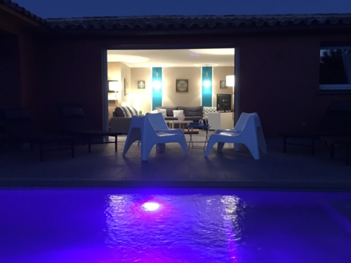 Villa avec piscine Corse du sud