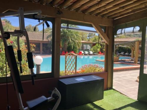 Yucca villa Corse Pinarello Extérieur