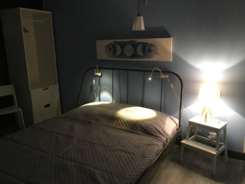 Chambre villa Pinarello vacances