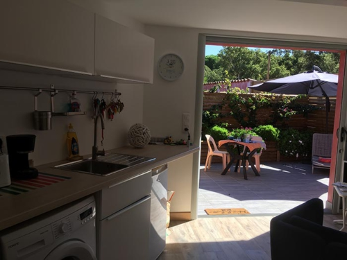 Villa de vacances Kumquat - Accès terrasse
