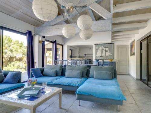 Yucca villa corse pinarello chambre