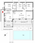plan villa laurier