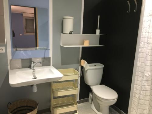 Salle de bain villa Corse