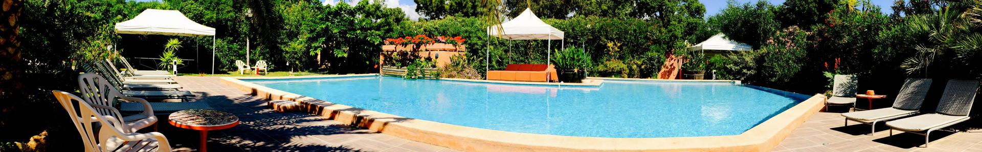 villa piscine corse du sud
